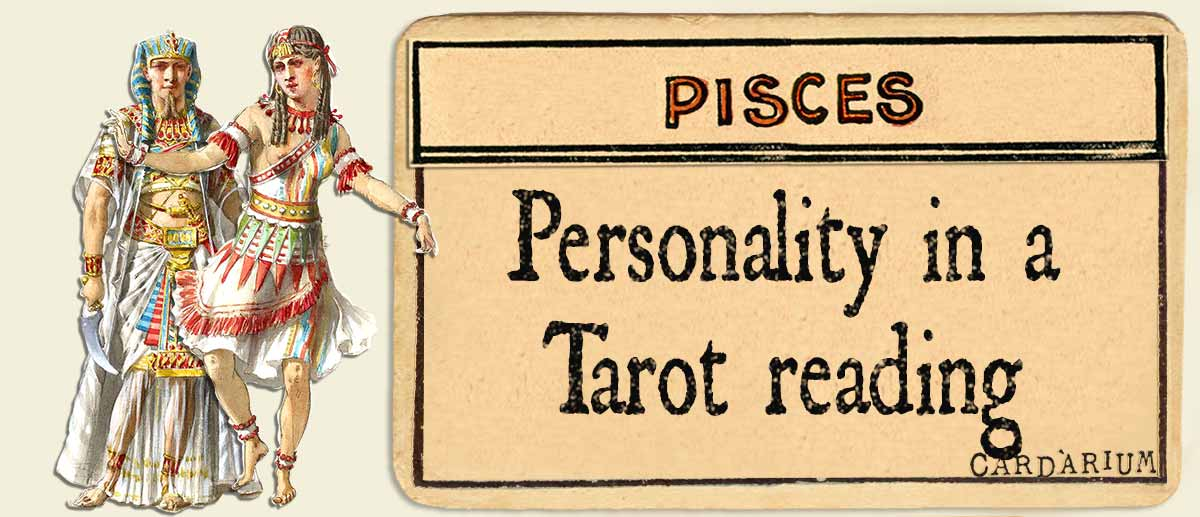 pisces personality in a tarot reading