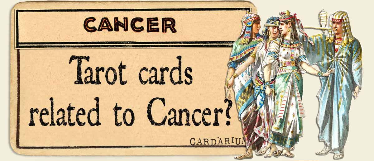tarot cards related to cancer