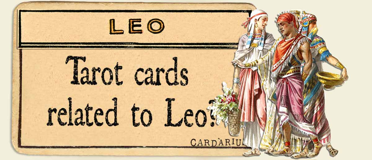 tarot cards related to leo