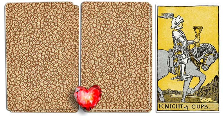 Knight of Cups meaning tarot