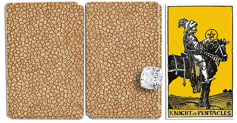 Knight of Pentacles meaning tarot