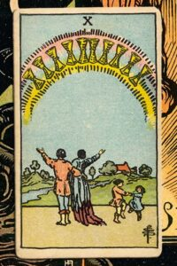Read more about the article 10 of Cups: Detailed Meanings For Every Situation