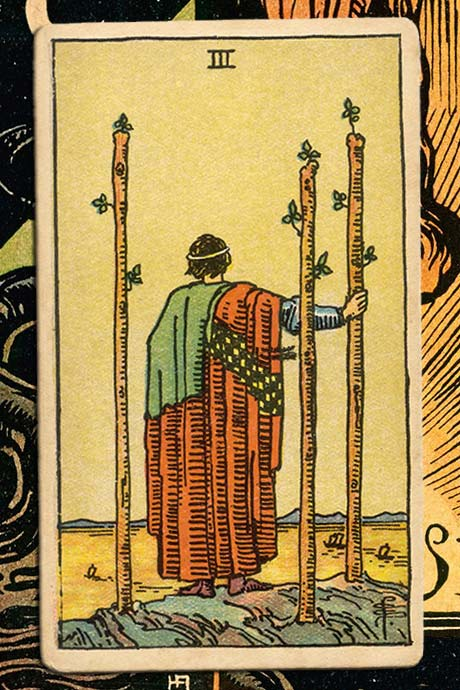 Main cover image 3 of Wands