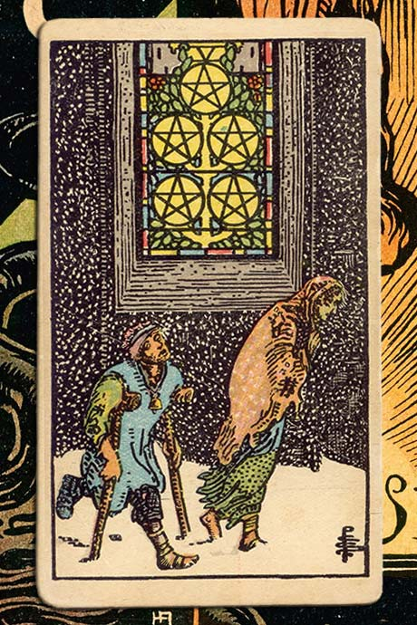 Main cover image 5 of Pentacles
