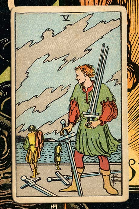 Main cover image 5 of Swords