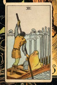 Read more about the article 6 of Swords: Detailed Meanings For Every Situation