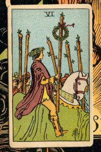 Read more about the article 6 of Wands: Detailed Meanings For Every Situation