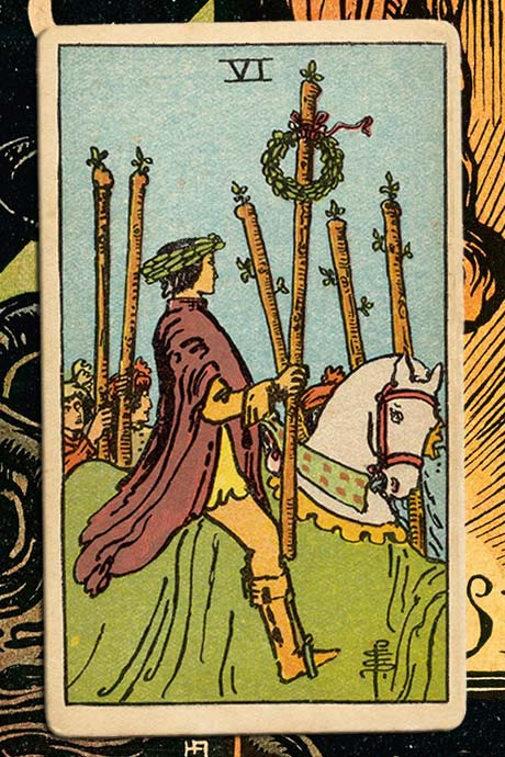 Main cover image 6 of Wands