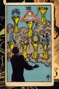 Read more about the article 7 of Cups: Detailed Meanings For Every Situation
