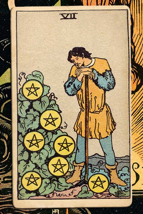 Main cover image 7 of Pentacles