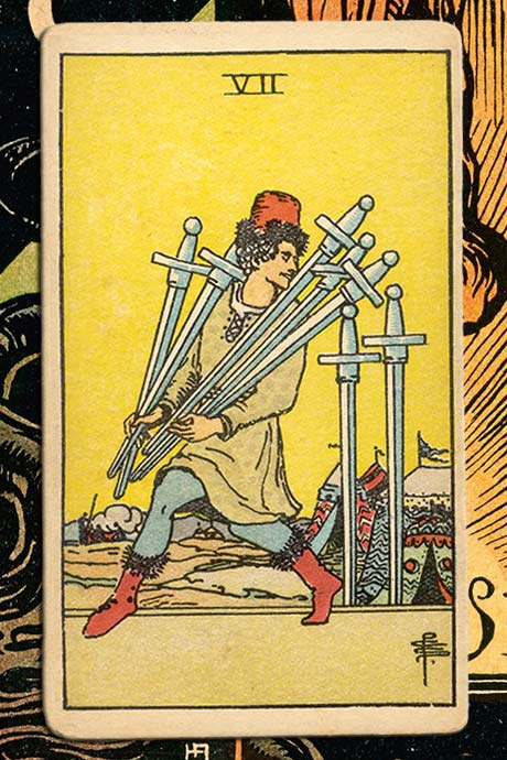 Main cover image 7 of Swords