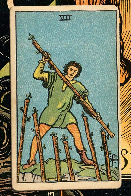 Main cover image 7 of Wands
