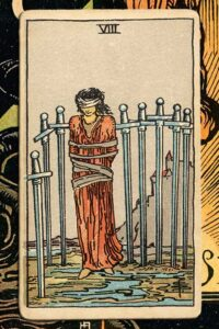 Read more about the article 8 of Swords: Detailed Meanings For Every Situation