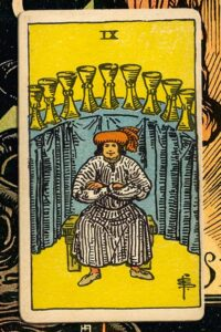 Read more about the article 9 of Cups: Detailed Meanings For Every Situation