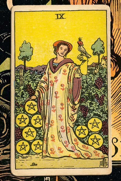 Main cover image 9 of Pentacles