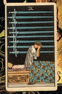 Read more about the article 9 of Swords: Detailed Meanings For Every Situation