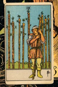 Read more about the article 9 of of Wands: Detailed Meanings For Every Situation