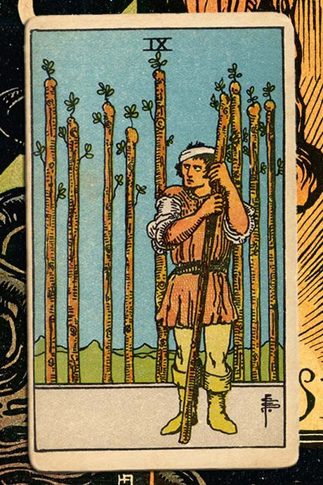 Main cover image 9 of Wands