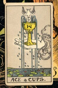 Read more about the article Ace of Cups: Detailed Meanings For Every Situation