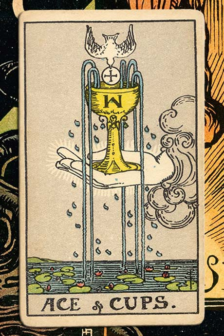 Main cover image Ace of cups