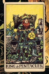 Read more about the article King of Pentacles: Detailed Meanings For Every Situation