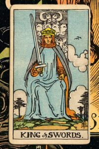 Read more about the article King of Swords: Detailed Meanings For Every Situation