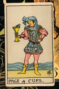 Read more about the article Page of Cups: Detailed Meanings For Every Situation