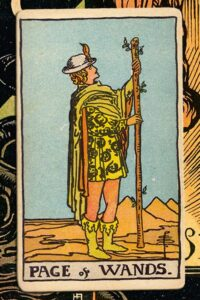 Read more about the article Page of Wands: Detailed Meanings For Every Situation