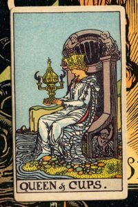 Read more about the article Queen of Cups: Detailed Meanings For Every Situation