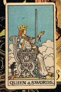 Read more about the article Queen of Swords: Detailed Meanings For Every Situation