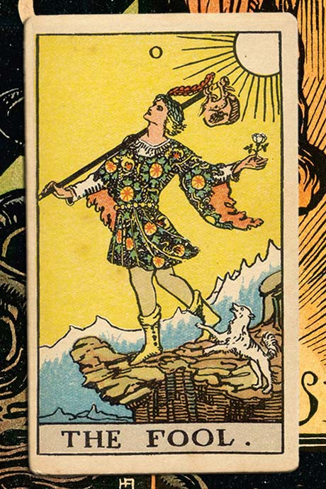 Main cover image The Fool