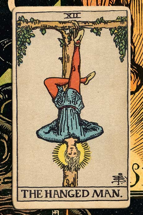 Main cover image The Hanged Man