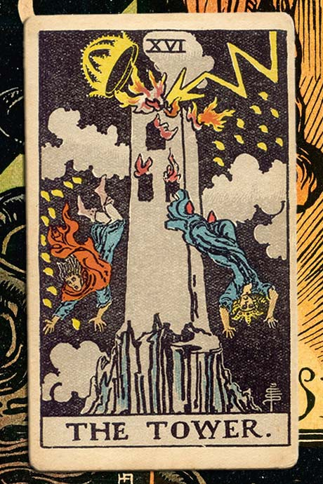 Main cover image The Tower