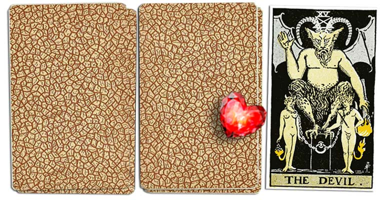 The Devil meaning tarot