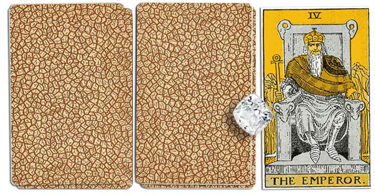 The Emperor meaning tarot