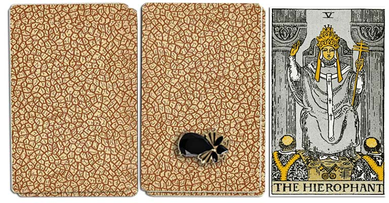 The Hierophant meaning tarot