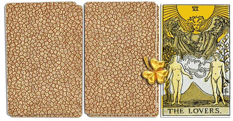 The Lovers meaning tarot