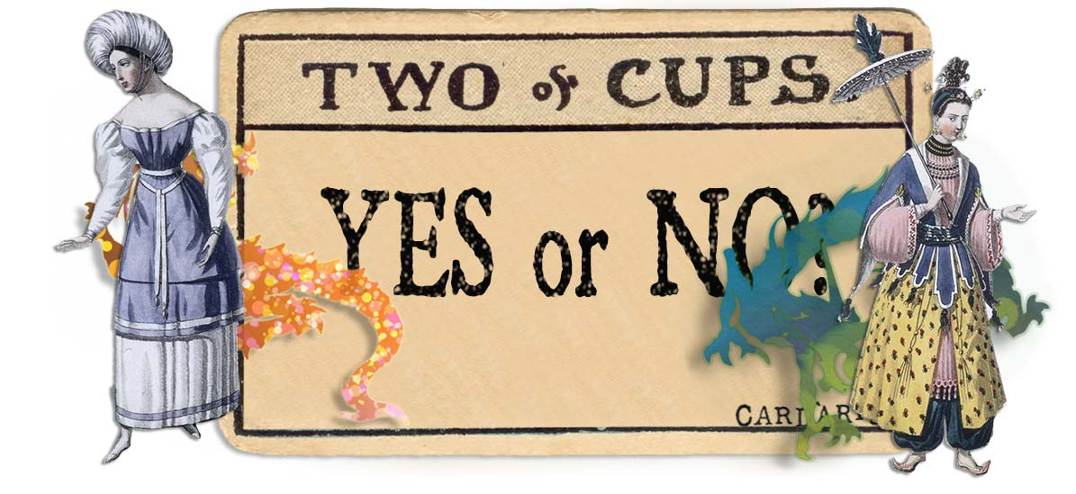 2 of cups card yes or no main