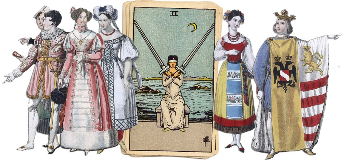 2 of swords meaning for job and career