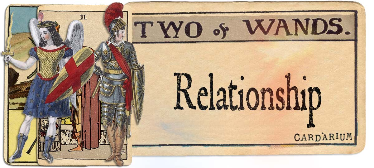 2 of wands meaning for relationship