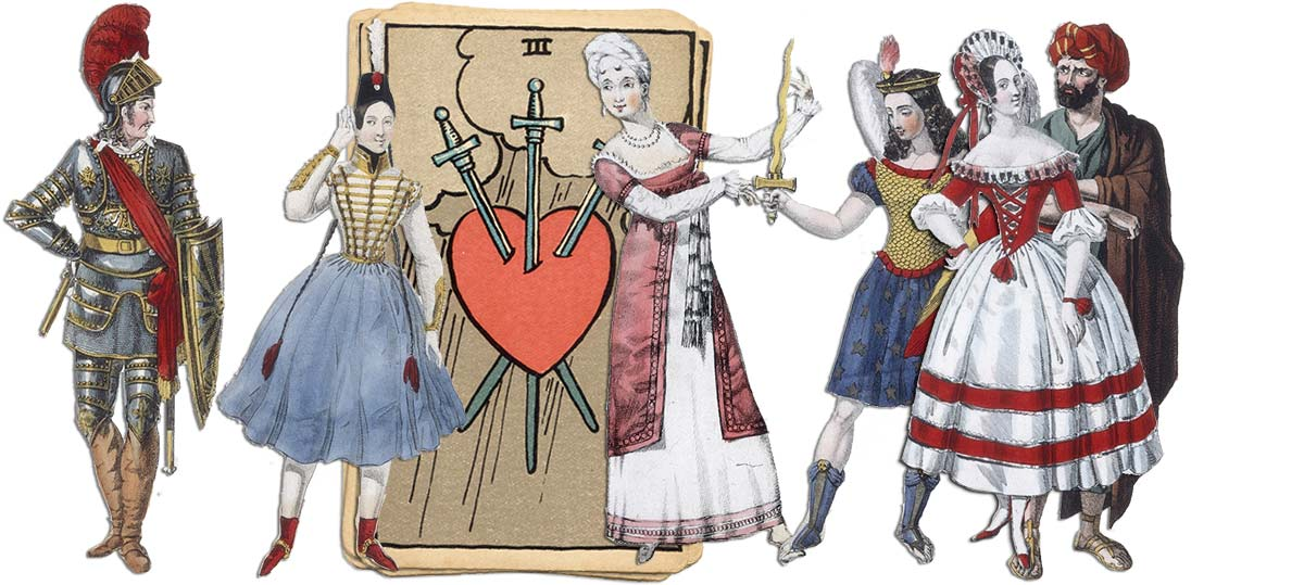 3 of swords meaning for job and career