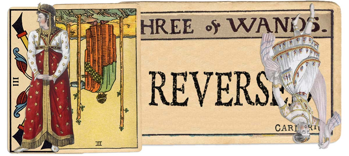 3 of wands reversed main meaning