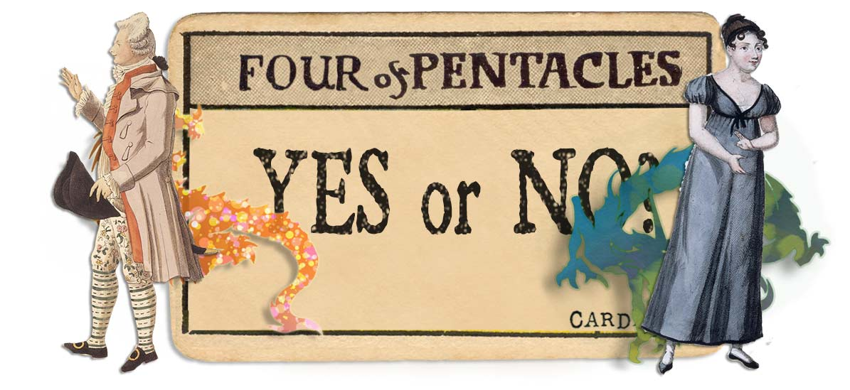4 of pentacles card yes or no main