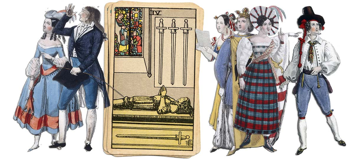 4 of swords meaning for job and career