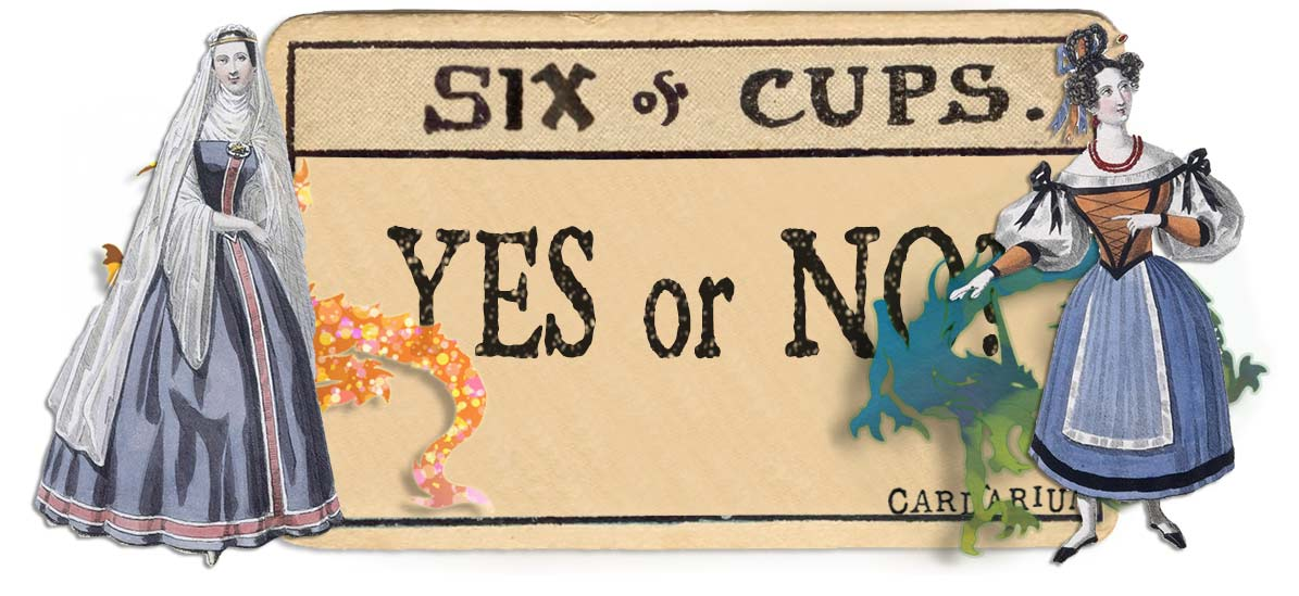 6 of cups card yes or no main