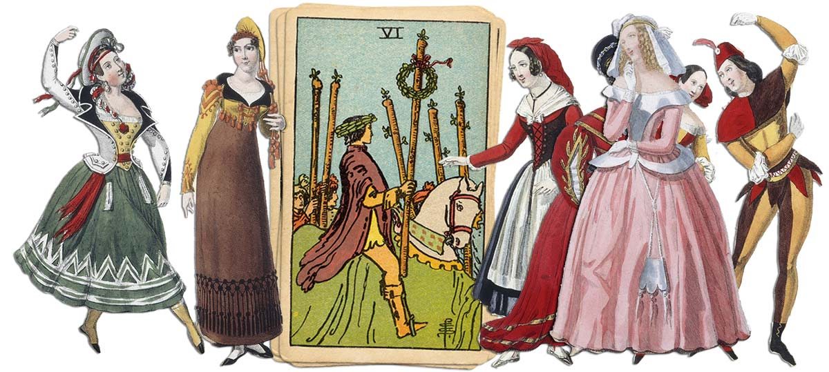 6 of wands meaning for job and career