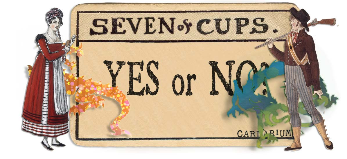 7 of cups card yes or no main