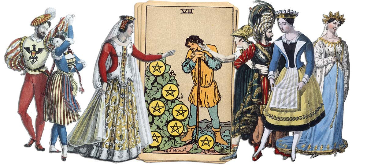 7 of pentacles meaning for job and career