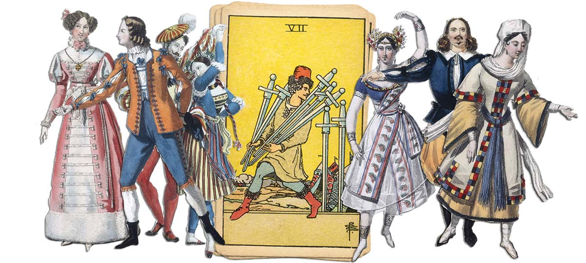 7 of swords meaning for job and career