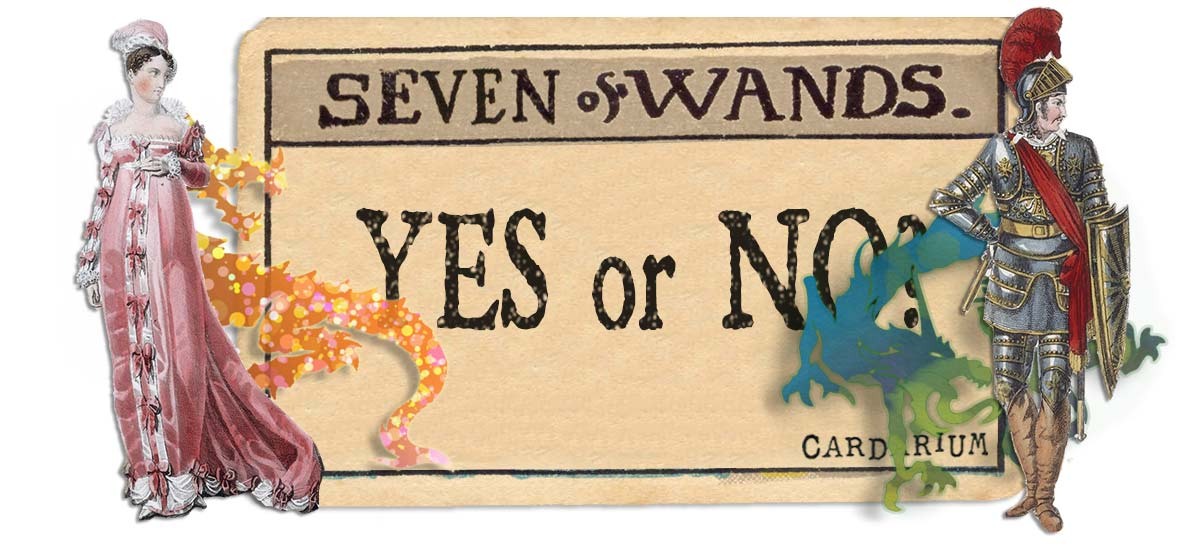 7 of wands card yes or no main